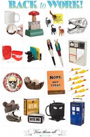 fun office supplies for desk. cute and funny desk accessories for your office fun supplies