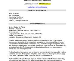 Federal Resume Template Federal Resume Templates Federal Government Resume 100 jobsxs 23