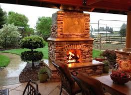 prefab outdoor fireplace kits prefab outdoor fireplace kits modular outdoor fireplace kit canada