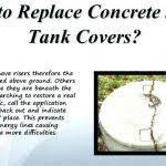 septic tank lid replacement. Brilliant Septic Septic Tank Lid Replacement Concrete  Lids Throughout P