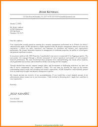 Unusual Property Manager Resume Cover Letter 9 Property Manager