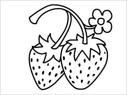 Tổng hợp tranh tô màu chủ đề các loại rau củ quả cho bé yêu thỏa sức sáng  tạo