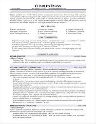 12 13 Training And Development Resume Samples