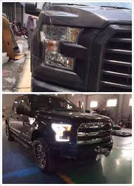 2016 F150 Led Lights Us 759 0 Vland Factory For Car Head Lamp For Ford F150 Headlight 2015 2016 2017 F150 Led Headlight Drl H7 Xenon Lamp Plug And Play Design In Car