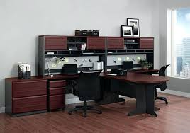 2 person office desk. Office Desk Home For Two Cubicles 2 Person .