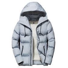 Shujin Winter <b>Men Plush jacket</b> Parkas Jacket Male Fashion Brand ...