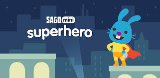 Sago Mini <b>Superhero</b> - Apps on Google Play