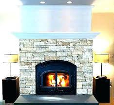 installing stone veneer over brick fireplace stone veneer over brick fireplace installing faux stone veneer over