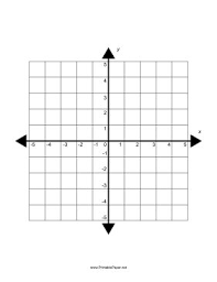 Cartesian Graph Paper For Blank Graph Paper 10x1022466