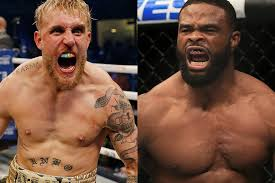 Tyron woodley fight takes place tonight, sunday, august 29 live from rocket mortgage fieldhouse in cleveland. Jake Paul And Tyron Woodley Fight New Match Date Hypebeast