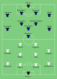 Club brugge vs genk prediction for a belgium first division a fixture on sunday, may 23rd. File Genk Club Brugge 2002 08 03 Svg Wikimedia Commons