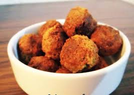 Recipe of Falafel/ Chickpea fritters | Cooking Guide