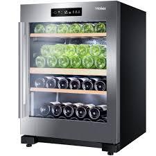 haier beverage fridge. haier ws50gdbi best wine fridges beverage fridge
