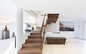 zigzag turn wood staircase modern z96 wood
