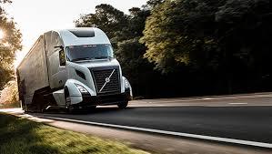 2018 volvo truck. interesting volvo volvo supertruck driving down a road near forest inside 2018 volvo truck m