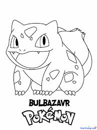 Tranh tô màu Pokemon đẹp nhất để in miễn phí cho bé