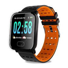 GONOKER <b>A6 SmartWatch IP67</b> Waterproof Fitness Watch with ...