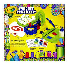 2in1 Budle Pack Crayola Paint Maker Kids Mixing Paint