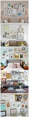 home office dark blue gallery wall. How To Create An Art Gallery Wall At Home 7 Different Ways Office Dark Blue N