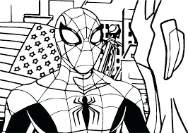 Coloring Pages For Spiderman Venom Coloring Pages Carnage Coloring