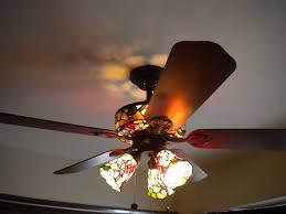 image of tiffany ceiling fan wonderful designs