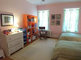 North Facing Bedroom Paint Color Girls Pink Bedroom Makeover Bossy Color Annie Elliott Interior