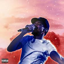 Coloring Coloring Book Chance The Rapper Album Covercoloring Hat