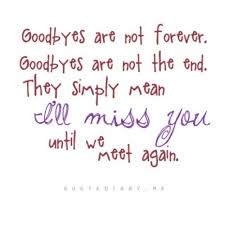 I Will Miss You Quotes Magnificent Quotes About Seeing You Soon On QuotesTopics