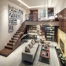 Interior Loft Design Ideas Loft Style Lindo E Moderno Small Living Rooms Loft