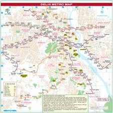 famous places in delhi to visit by metro tourist places near