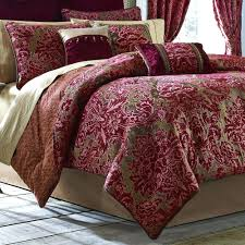 wine colored bedding sets clearance touch of class bedding touch of class fuchsia 4 comforter set