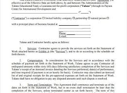 Independent Contractor Services Agreement Template Contract ...
