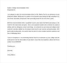 Sample Of Reference Letter For An Employee How To Write An Reference Letter Bindext Co