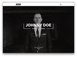Wordpress Resume Theme Magnificent 48 Best VCard WordPress Themes 48 For Your Online Resume Colorlib