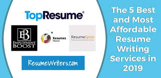 The 5 Best Low Cost Resume Writing Services In America 2019