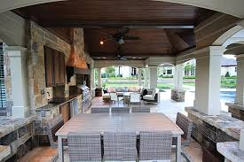 pool house kitchen. Open Air Kitchen Stunning Outdoor Pool House I