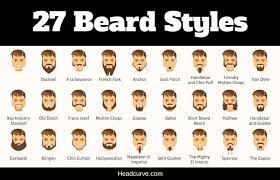 27 Most Popular Types Of Beards