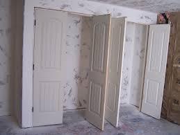 Double Swing Doors Double Swing Closet Doors Home Design
