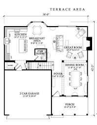 Garage Apartment Plans Fair Garage House Plans  Home Design IdeasSmall Home Plans With Garage