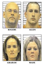 Suspects charged in Georgia to Bulls Gap drug operation | News |  therogersvillereview.com
