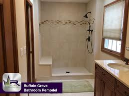 Bathroom Remodel Gallery Impressive Bathroom Remodel In Buffalo Grove IL Regency Home Remodeling