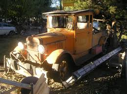 1928 Graham Brothers work truck. Original tow Truck VERY UNIQUE ...