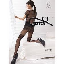 Women's Patterned Tights