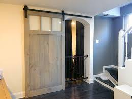 interior sliding barn door. Rustic Barn Doors With Windows Interior Sliding Door
