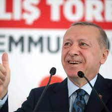 Türkei: Erdogan feiert – Gasfackel im Schwarzen Meer angezündet