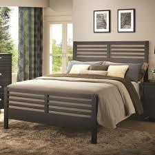 california king wood bed. Modren King Black Wood Bed On California King
