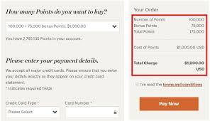 Ihg Rewards Club Buy Points 75 Bonus Sale Through February