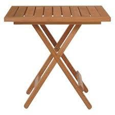 habitat zeno oak folding garden table 75 x 76cm