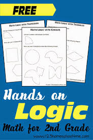 shape logic problems for nd grade math handsonmath mathgames  shape logic problems for 2nd grade math handsonmath mathgames homeschool