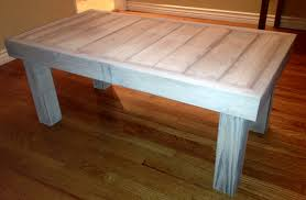 Easy Table Plans Rustic Craftsman Coffee Table Plans